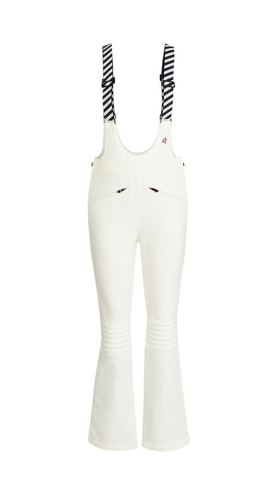 Perfect Moment Isola Racing Pants in white