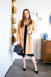 covering bases,curvy,blogger,dress,coat,bag,shoes