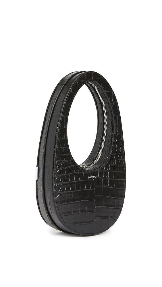 Coperni Mini Swipe Bag in black