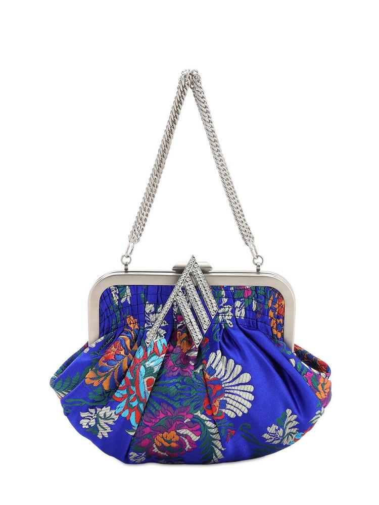 THE ATTICO Mini Doctor's Bag in blue