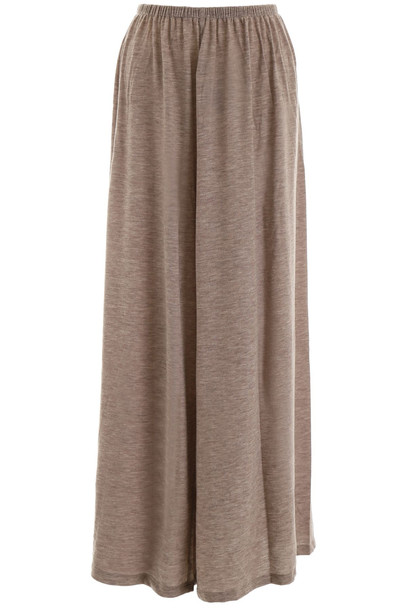 The Row Kadir Trousers in taupe / beige