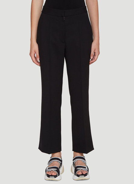 Stella Mccartney Tailored Trousers in Black size IT - 40