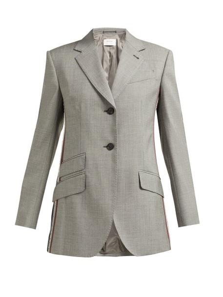 Sportmax - Hidalgo Blazer - Womens - Grey