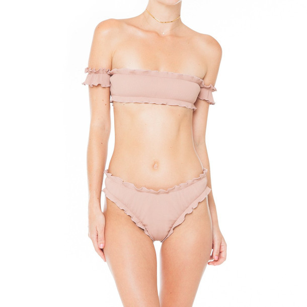 Are You Am I Tuille SWIM Top