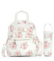backpack,pouch,white,bag
