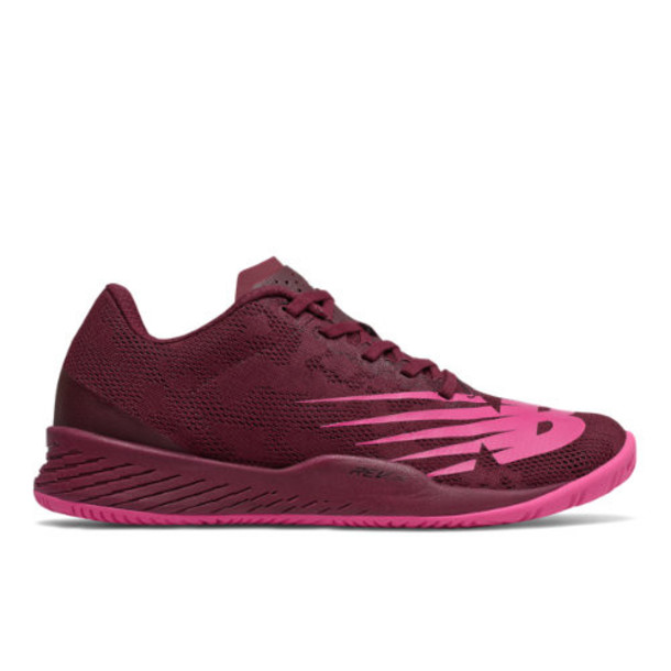 New Balance 896v3 Women's Tennis Shoes - Red/Pink (WCH896P3)