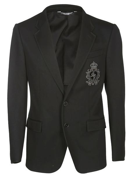 Dolce & Gabbana Tailor Fit Blazer in black