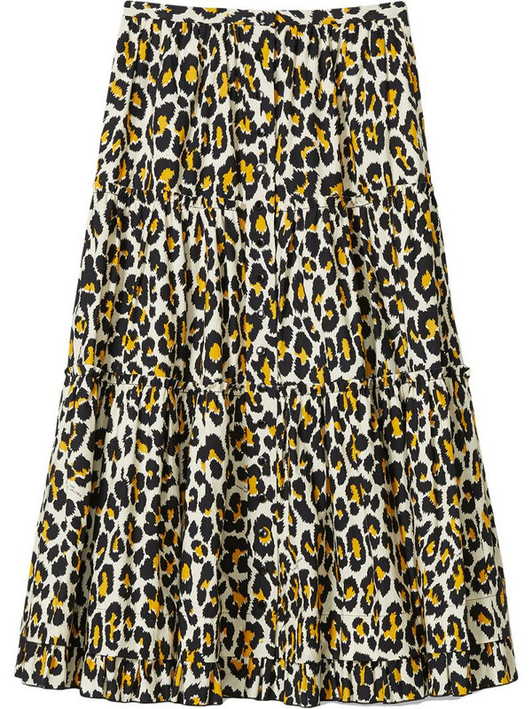 Marc Jacobs The Prarie skirt in yellow