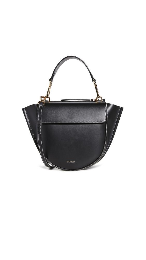 Wandler Hortensi Mini Bag in black / white