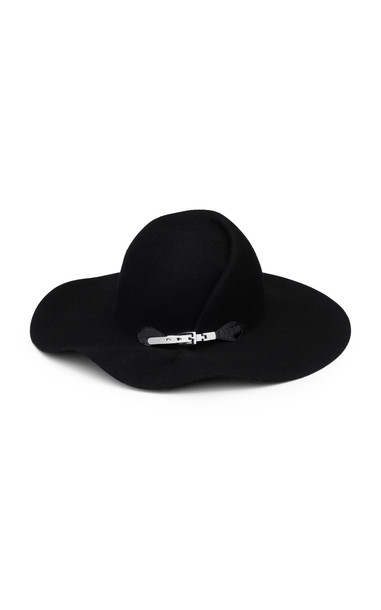 Eugenia Kim Catherine Wool Hat in black