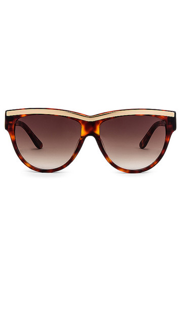 my my my Corey Sunglasses in Brown