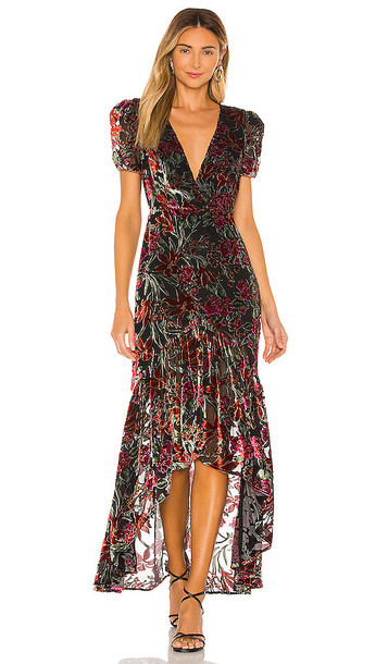 House of Harlow 1960 x REVOLVE Talita Dress in Black,Red