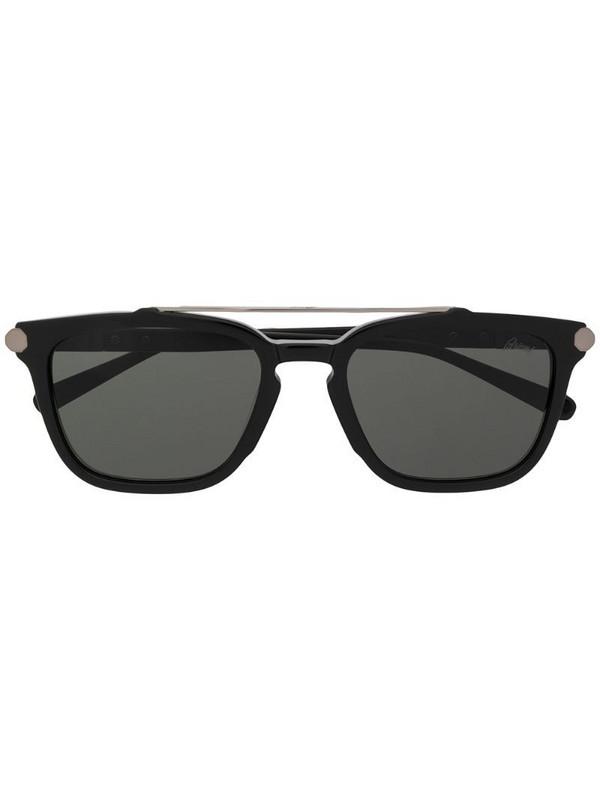 Brioni BR0078S 001 sunglasses in black