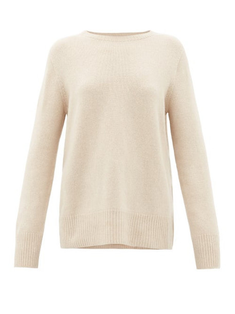 The Row - Sibel Wool-blend Sweater - Womens - Ivory