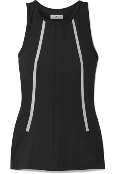 adidas by Stella McCartney - Parley For The Oceans Run Stretch Tank - Black