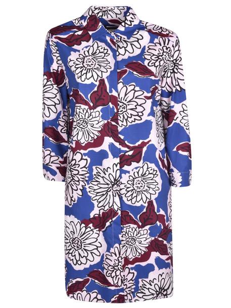 Weekend Max Mara Floral Print Dress