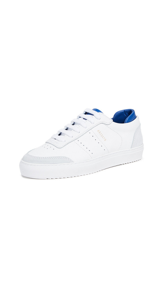 Axel Arigato Dunk Sneakers in blue / white