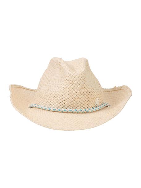 Maison Michel Hat in beige