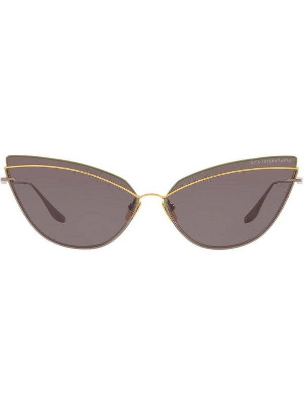 Dita Eyewear Interweaver sunglasses in grey