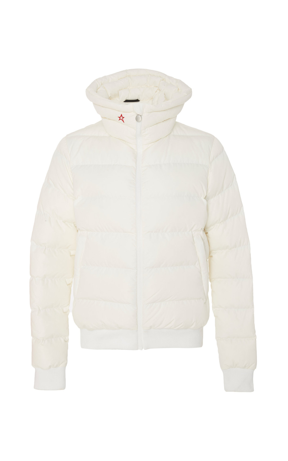 Perfect Moment Superstar Quilted-Shell Jacket in white