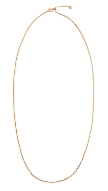 Maria Black Karen Necklace in gold