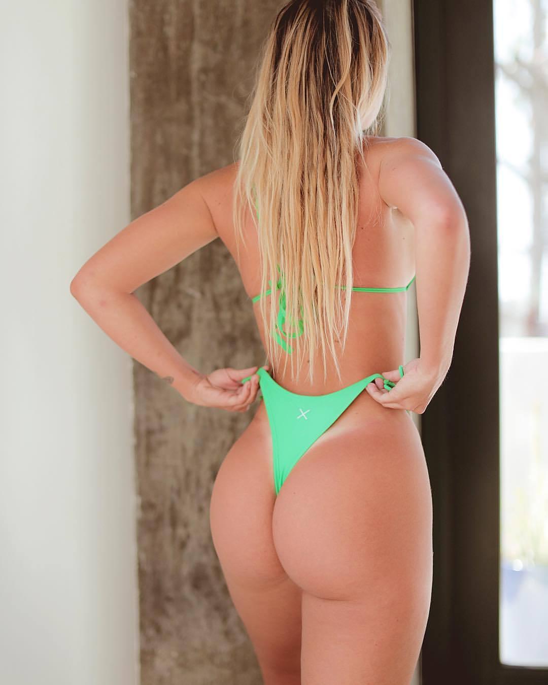 swimwear green swimwear
