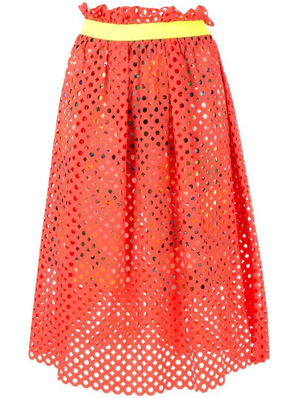 Kolor mesh layered skirt