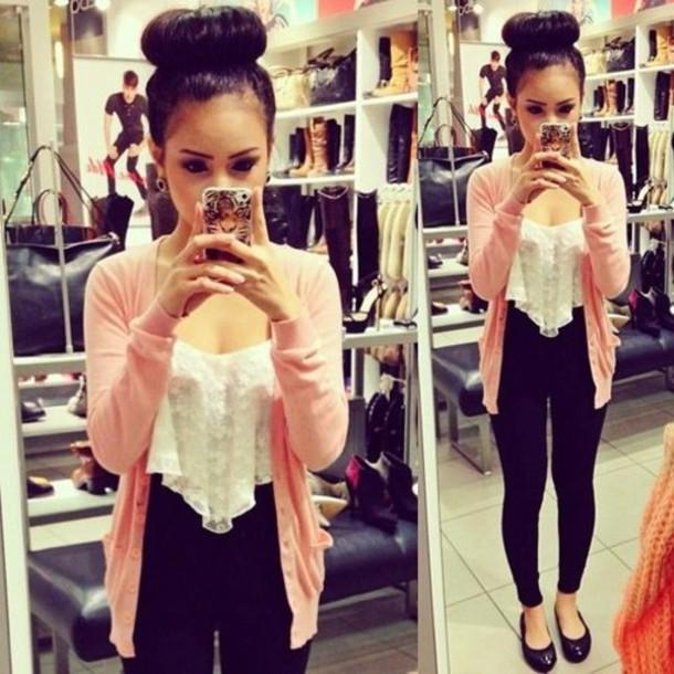 top clothes white dress dress blouse cardigan coat jacket jeans t-shirt shirt shorts tank top phone cover pink