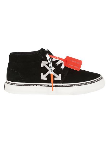Off-white Arrow Motif Sneakers