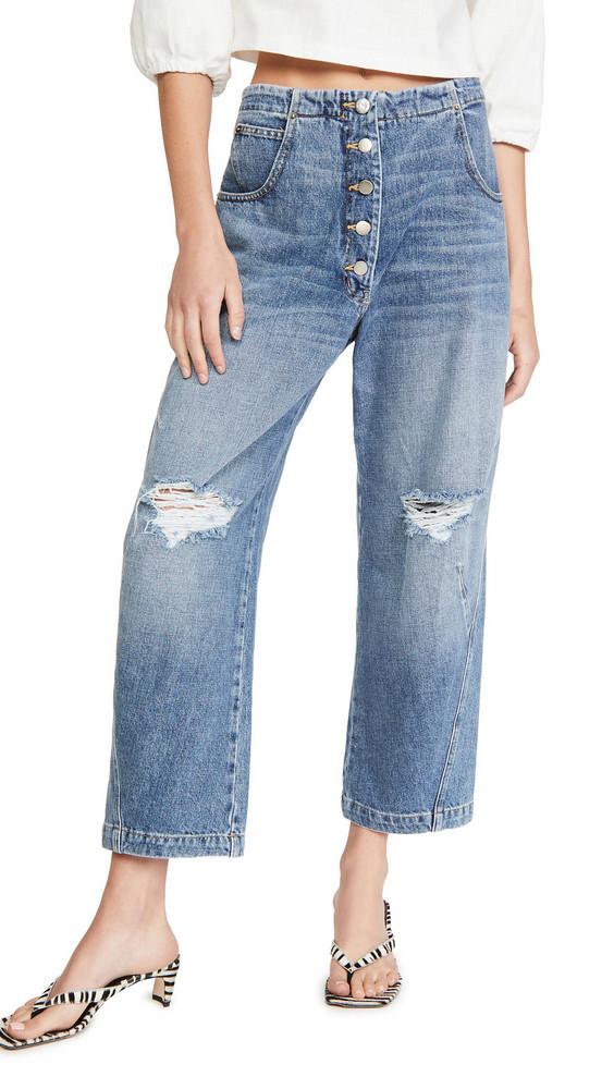 Rachel Comey Wilkes Pants in indigo