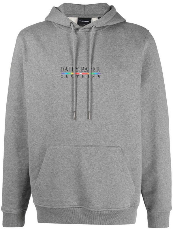 Daily Paper grey jamel hoodie