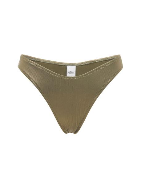 MATINÈE BY CHIARA BIASI Lvr Exclusive Alba Bikini Bottoms in green