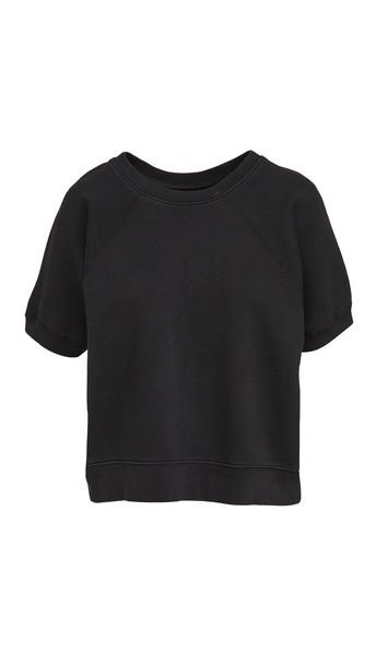 Nili Lotan Ciara Sweatshirt in black