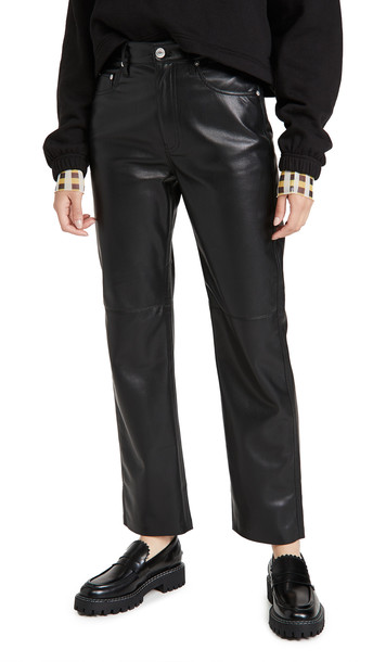 Nanushka Vinni Jeans in black