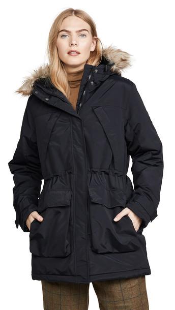 Penfield Hillside Jacket in black