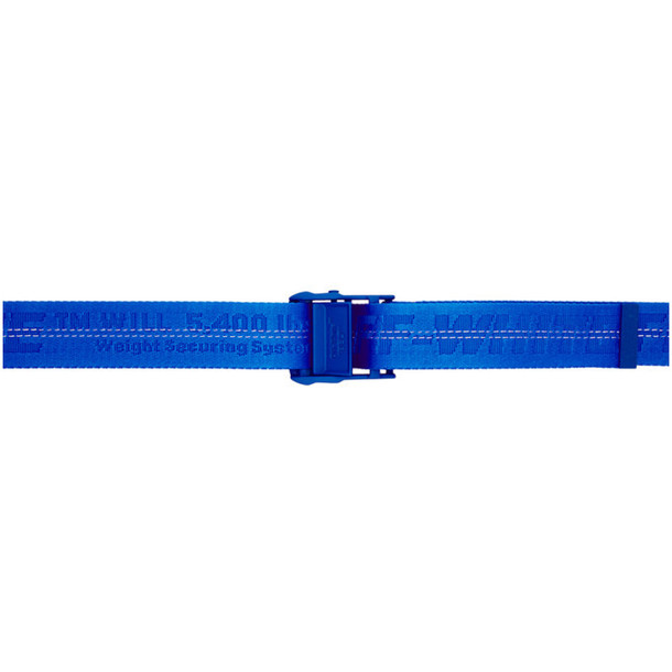 Off-White Blue Classic Industrial Belt