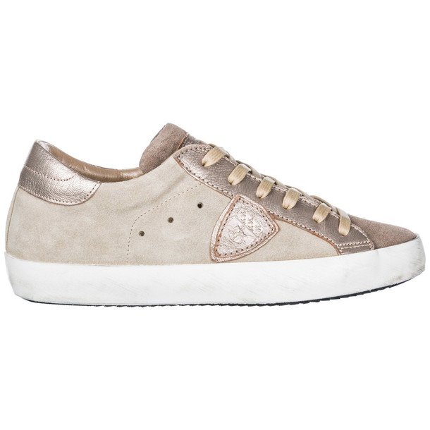 Philippe Model Shoes Leather Trainers Sneakers Paris Glitter