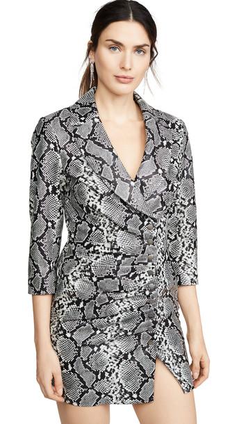 Retrofete Willa Dress in silver