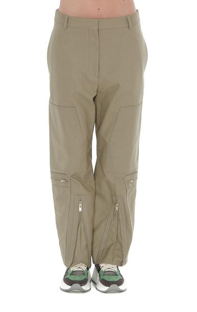 Stella Mccartney Trousers in khaki