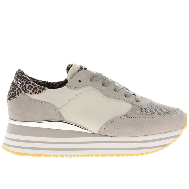 Crime London Sneakers Shoes Women Crime London in grey