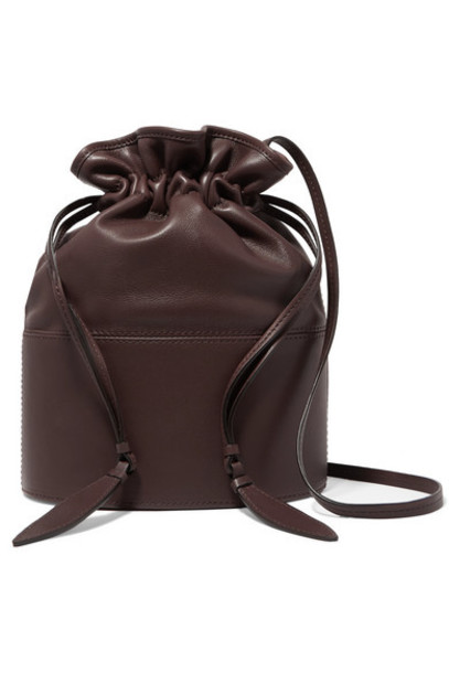 Hunting Season - Lola Large Leather Shoulder Bag - Brown