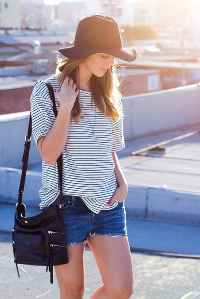 take aim shorts shirt shoes bag t-shirt
