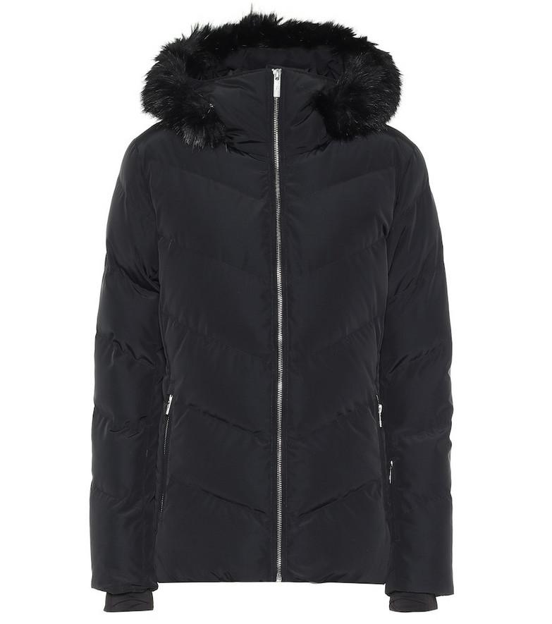 Fusalp Davai II padded ski jacket in black