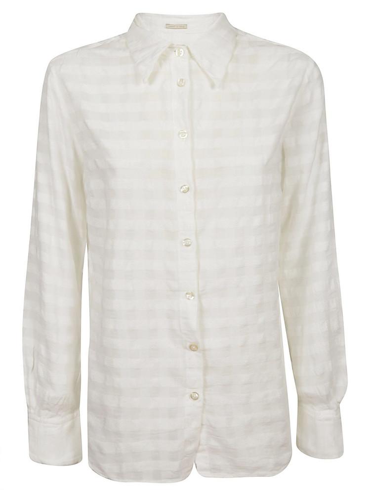 Massimo Alba Mias2 Shirt in white