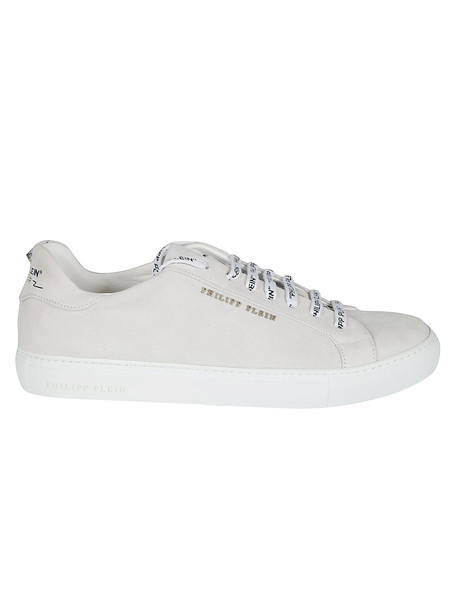 Philipp Plein Classic Sneakers in white