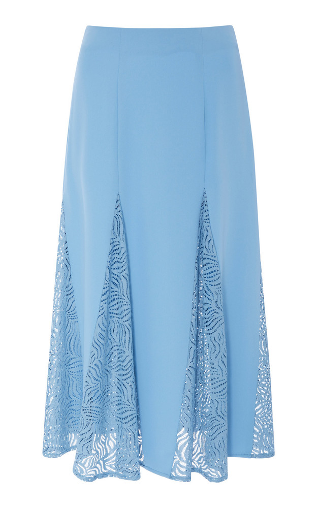Beaufille Hume Skirt in blue