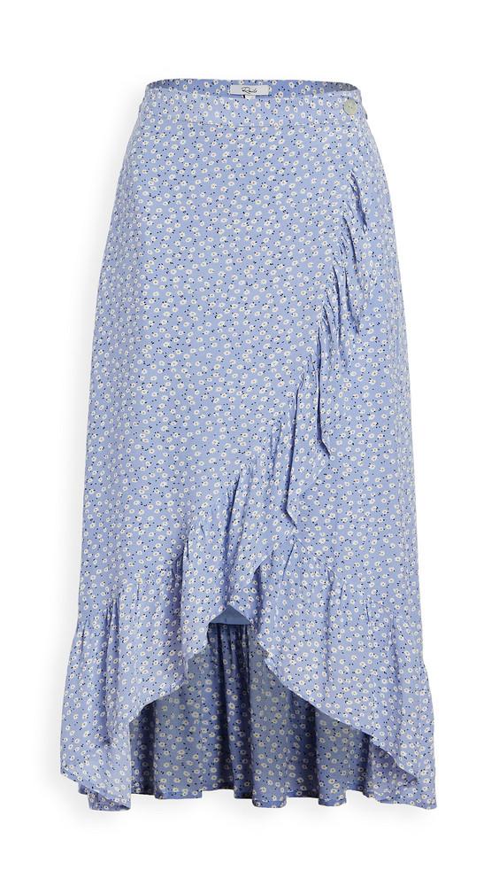 RAILS Nova Skirt in blue