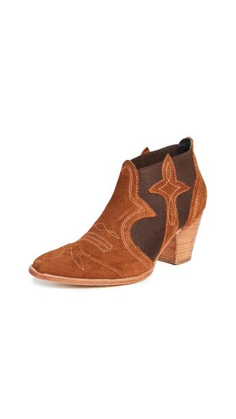 Rachel Comey Orland Boots in brown