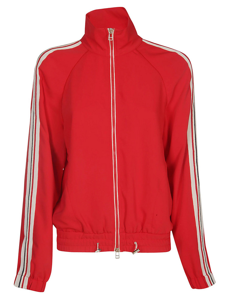 Ermanno Ermanno Scervino Ermanno By Ermanno Scervino Zipped Track Jacket in red