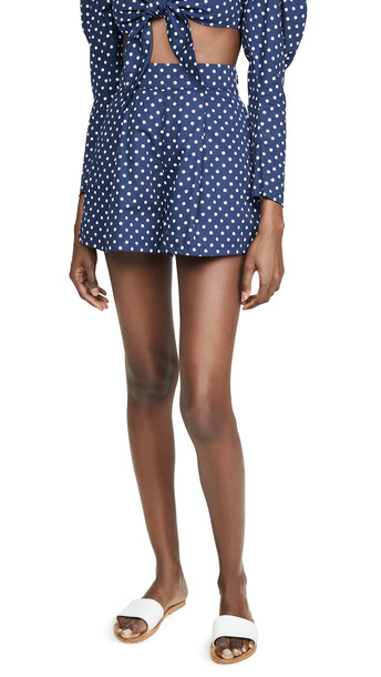 WeWoreWhat Etoile Shorts in blue